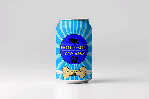 Good Boy Dog Beer Crotch Sniffin Ale
