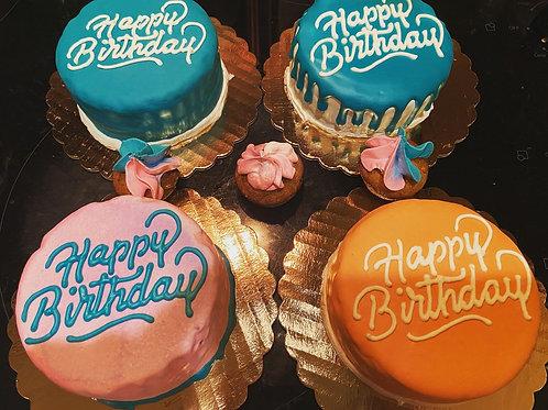 Barktastic Party Cake