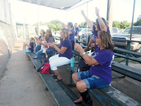 Healthy Tote Baseball Game