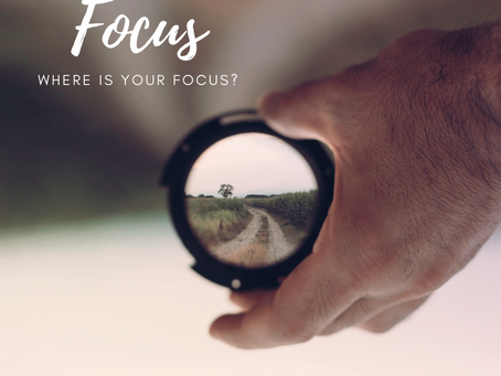 Focus - Where is it?