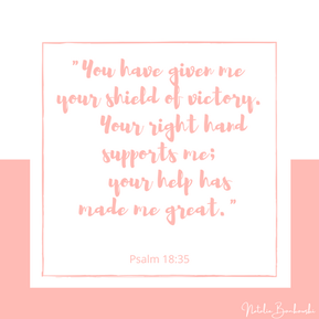 Psalm 18:35
