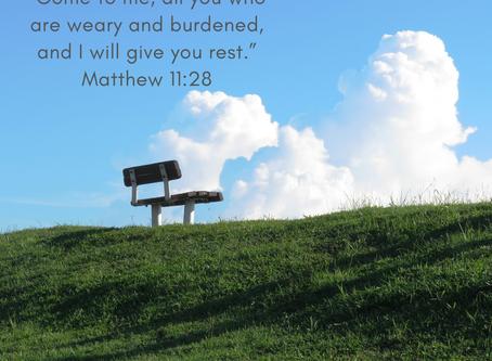 Rest Brings Testimony