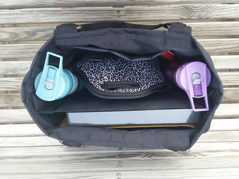 Inside Healthy Tote