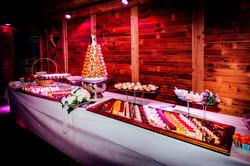 buffet de desserts, dujardin-traiteu