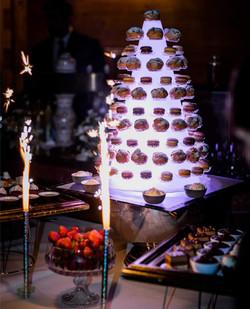 Buffet de desserts Dujardin Traiteur