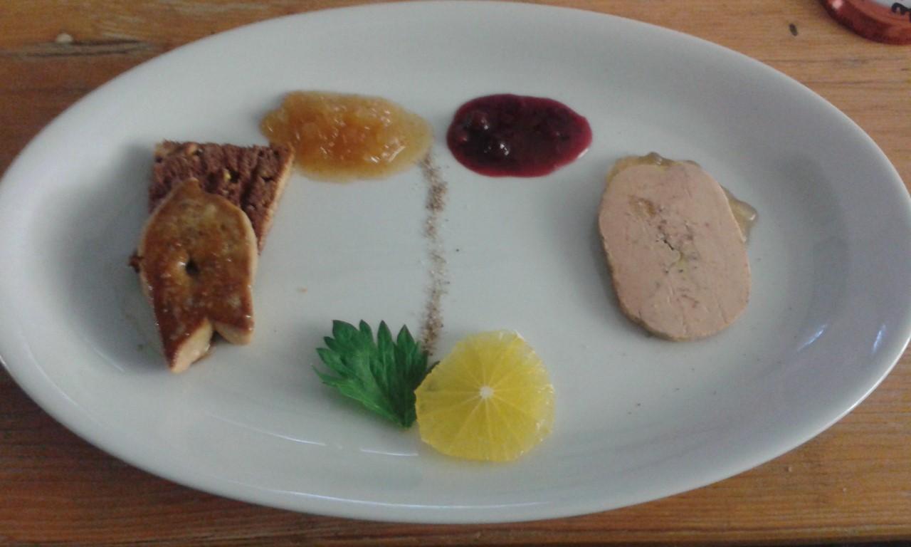 foie gras, dujardin-traiteur, mariag