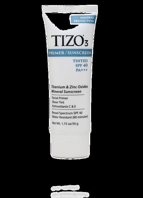 TIZO3 Tinted Facial Mineral Sunscreen - SPF 40