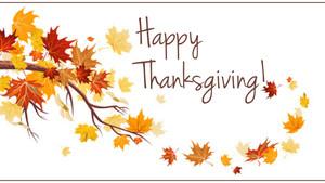 Happy Thanksgiving & Dec Meeting