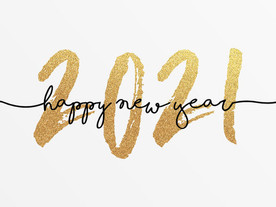 Welcome 2021! Happy New Year!
