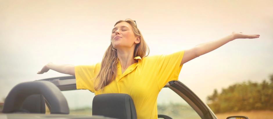 Dankbaarheid is een van de hogere vibraties! Maar hoe kom ik daar?!