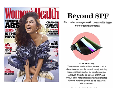 Women's Health - Beyond SPF
