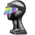 Wholesale - Shorty Lux Rainbow - Bluestone Sunshields