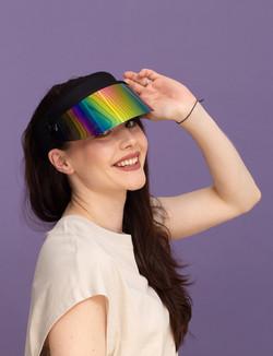 Shorty Lux Rainbow