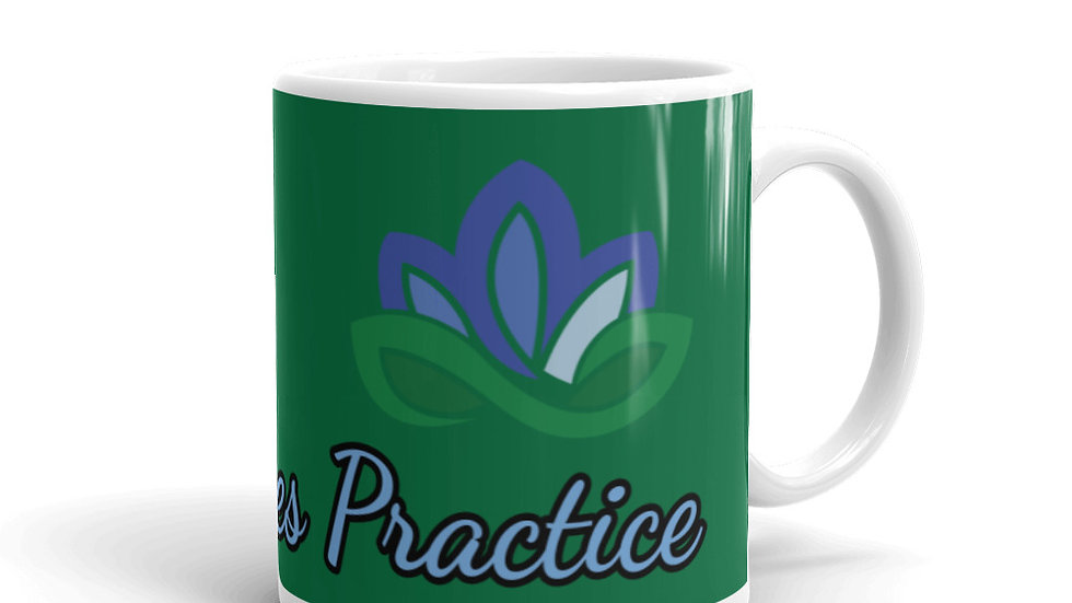 Peace Takes Practice Mug