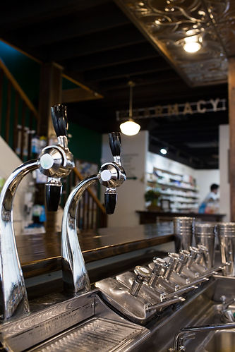 Green Line Apothecary - Authentic Soda Fountain