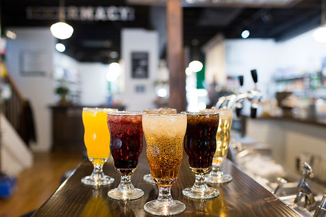 Green Line Apothecary - Handcrafted Soda