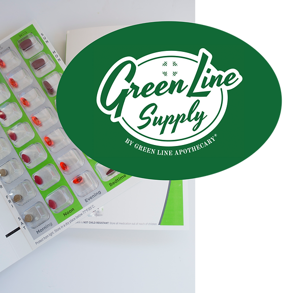 Green Line Supply - medication packing and delivery