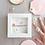 Thumbnail: Bespoke Framed Mini Quilled Paper Word