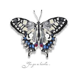 Ciara Fawn 'Paper world' range - swallow