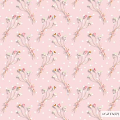 Babygirlquilled balloons-pattern-design.