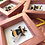 Thumbnail: Original Framed Quilled Paper Bee