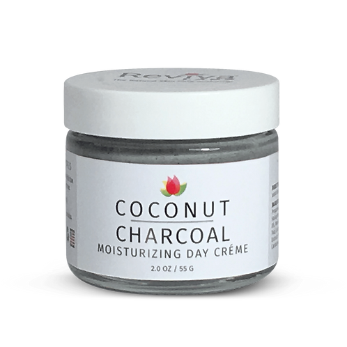 Reviva Labs Coconut Charcoal Увлажняющий дневной крем