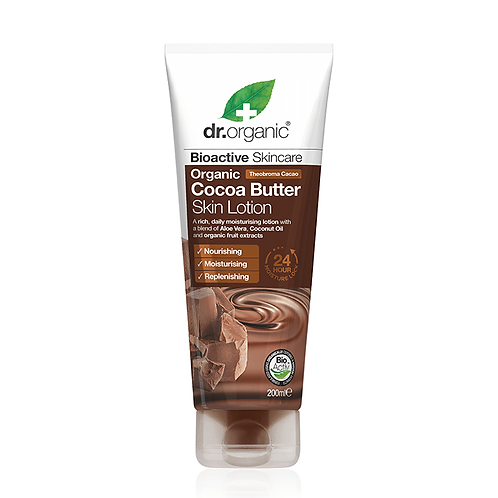 Dr Organic Cocoa Butter Лосьон для тела