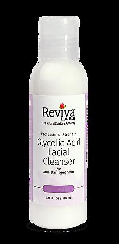 Reviva Labs Очищающий гель с гликолевой кислотой