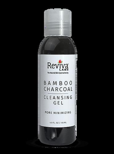 Reviva Labs Bamboo Charcoal Гель для умывания