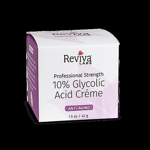 Reviva Labs Крем с гликолевой кислотой, 10%