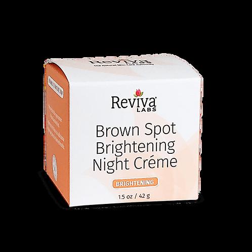 Reviva Labs Ночной крем, осветляющий темные пятна