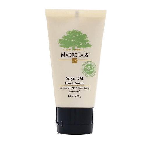 Madre Labs крем для рук с аргановым маслом и маслом ши