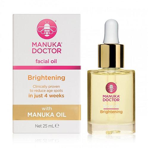 Manuka Doctor Осветляющее масло