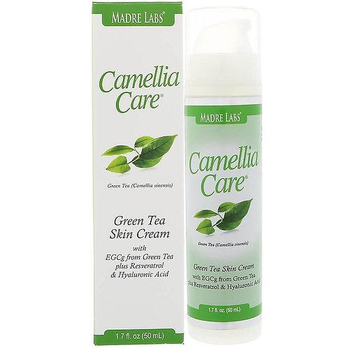 Madre Labs, Camellia Care Крем для лица Зеленый чай