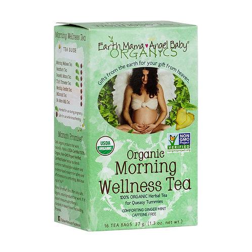 Earth Mama Утренний чай для будущих мам, органик