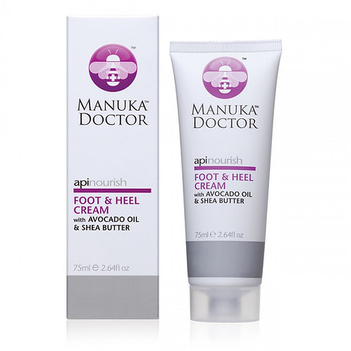 Manuka Doctor Питательный крем для ног и ступней