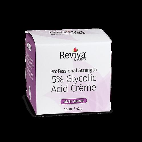 Reviva Labs Крем с гликолевой кислотой, 5%