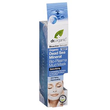 Dr Organic Грязевая маска с минералами Мертвого моря