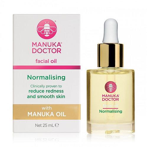 Manuka Doctor Нормализующее масло для лица