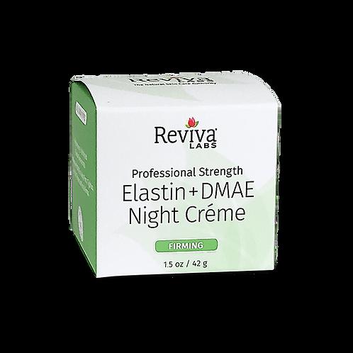 Reviva Labs Ночной крем Elastin + DMAE