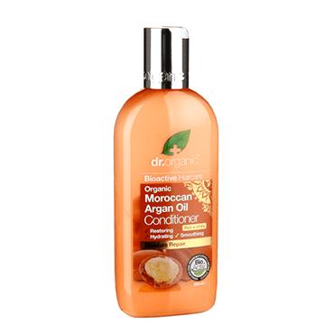 Dr Organic Кондиционер для волос с аргановым маслом