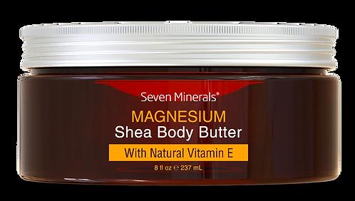 Seven Minerals Масло для тела. Магний + масло ши.