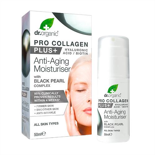 Dr Organic Pro Collagen Plus Black Pearl