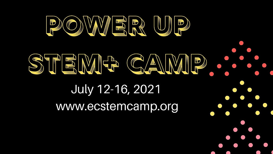 July 12-16, 2021 - www.ecstemcamp.org.jp