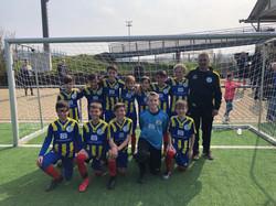 Coupe des Poussins 2019 1-4 Finale