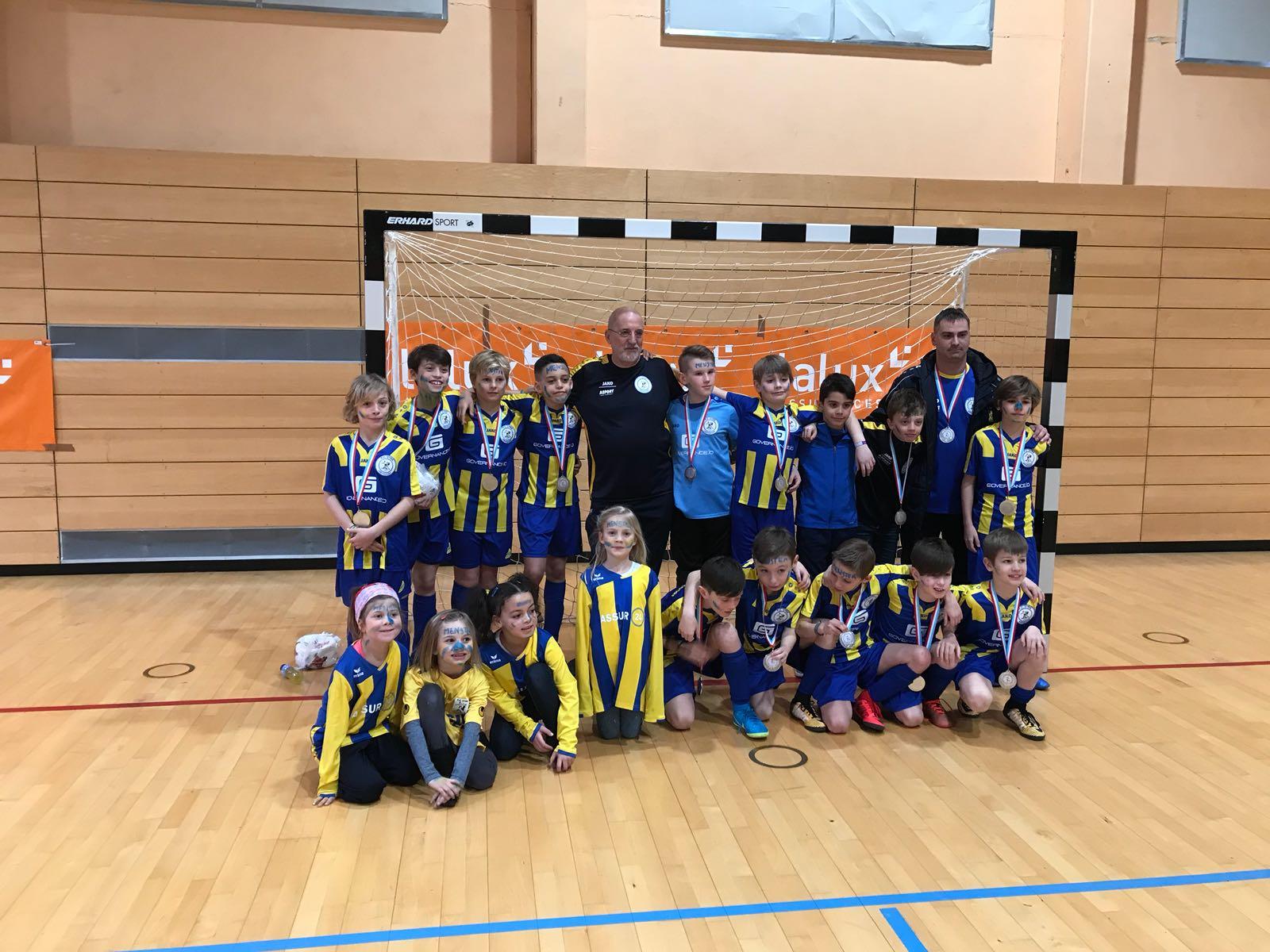 Final LaLux Indoor Cup - Poussins 2018