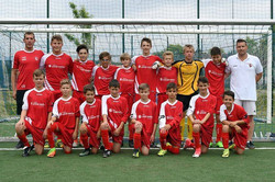 Minimes 2017 Final Coupe de Luxembourg vs F91