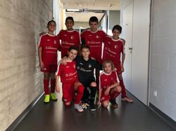 Minimes Indoor Cup 2-Tour 2019