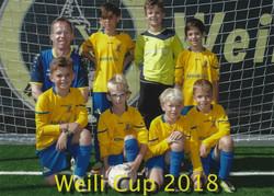 Weili-Cup Juillet 2018