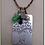 Thumbnail: Family - Tree of Life Pendant (Natural Birthstones not included)